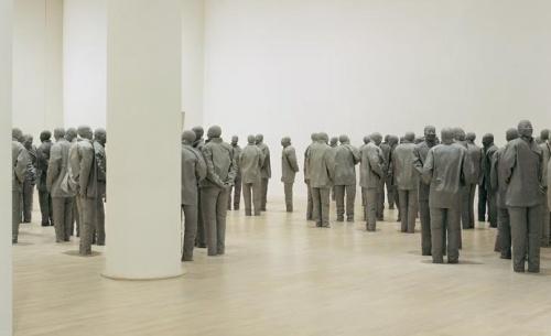 Juan Muñoz A Retrospective en la Tate Modern en 2008